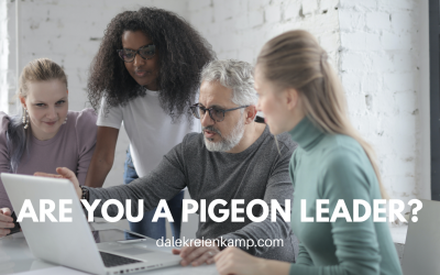 Are You a Pigeon Leader?
