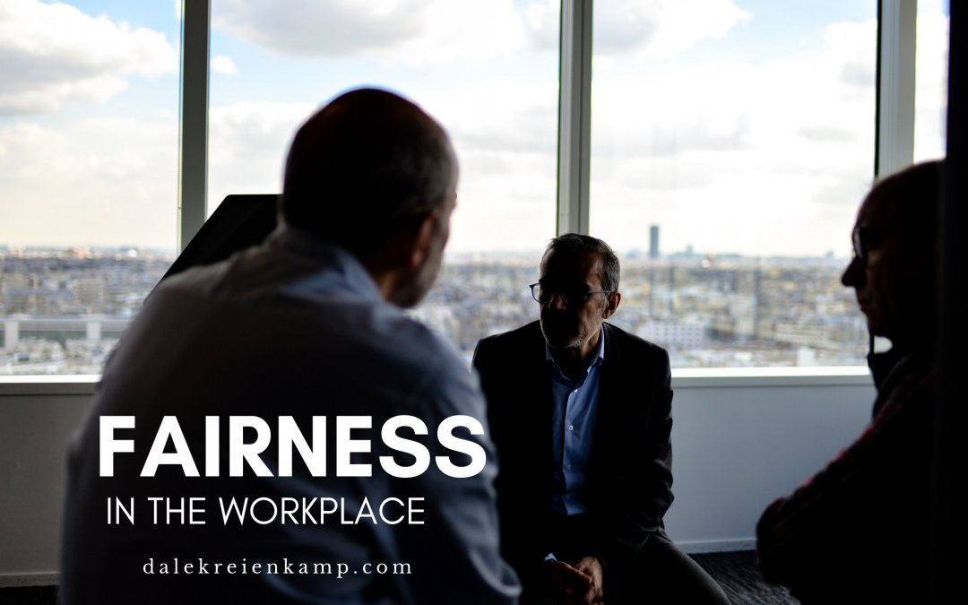 Fairness in the Workplace