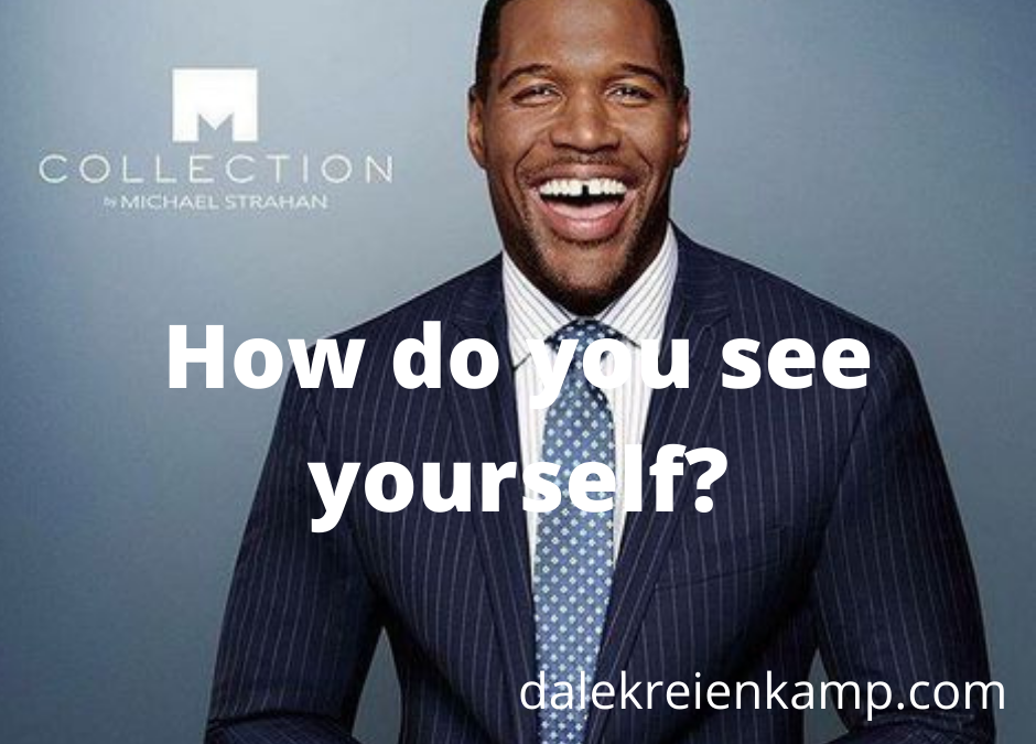 How do you see yourself?