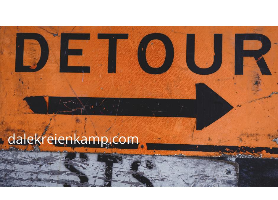 Detours!